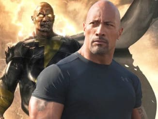 Película Black Adam The Rock Dwayne Johnson Shazam