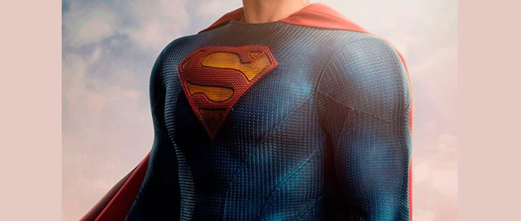 Superman & Lois - nuevo traje de Superman